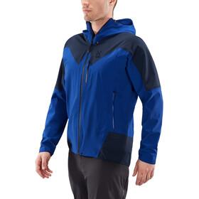 Haglöfs M's L.I.M Touring PROOF Jacket Cobalt Blue/Tarn Blue